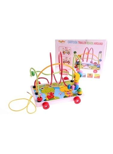 Wooden Toys Eğitsel Ahşap Oyuncaklar Renkli